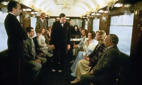 Murder on the Orient Express (Şark Ekspresi'nde Cinayet)