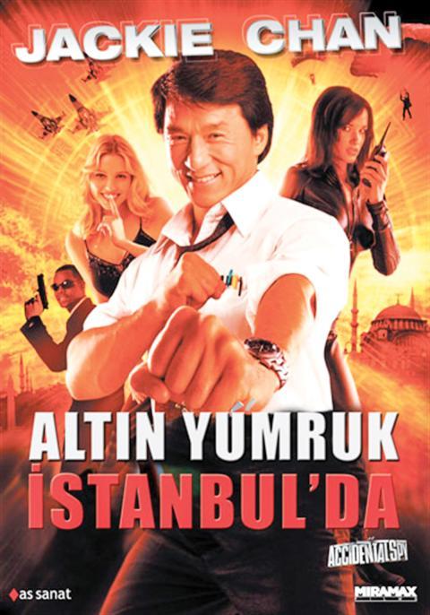 The Accidental Spy (Altın Yumruk İstanbul'da)
