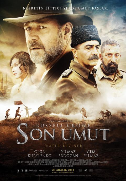 The Water Diviner (Son Umut)